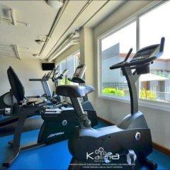 Отель Kalima Resort & Spa, Phuket фитнесс-зал фото 2