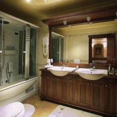 Отель Villa Geppetto Сербия, Белград - отзывы, цены и фото номеров - забронировать отель Villa Geppetto онлайн ванная