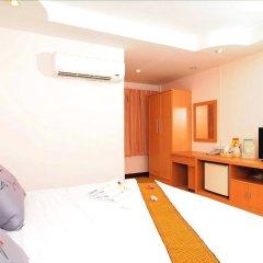 Bed by Tha-Pra Hotel and Apartment комната для гостей фото 4