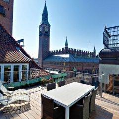 Scandic Palace Hotel балкон