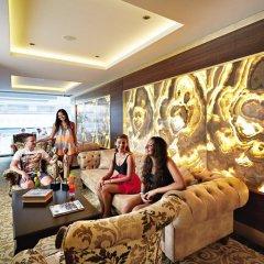 Emre Beach Hotel Турция, Мармарис - отзывы, цены и фото номеров - забронировать отель Emre Beach Hotel онлайн интерьер отеля
