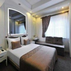 Отель Yasmak Sultan 4* Стандартный номер с двуспальной кроватью фото 12