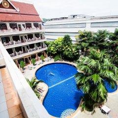 Отель Tony Resort Таиланд, Пхукет - 13 отзывов об отеле, цены и фото номеров - забронировать отель Tony Resort онлайн балкон