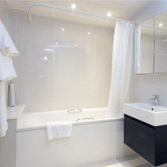 Отель Claverley Court Великобритания, Лондон - отзывы, цены и фото номеров - забронировать отель Claverley Court онлайн ванная