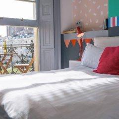 Отель Artist Residence Великобритания, Брайтон - отзывы, цены и фото номеров - забронировать отель Artist Residence онлайн комната для гостей фото 5