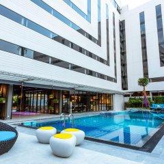 Отель COSI Pattaya Naklua Beach Таиланд, Паттайя - отзывы, цены и фото номеров - забронировать отель COSI Pattaya Naklua Beach онлайн бассейн фото 2