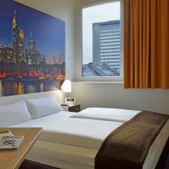 B&B Hotel Frankfurt-Hbf комната для гостей фото 4