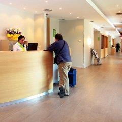 Отель Campanile Barcelona Sud - Cornella Испания, Корнелья-де-Льобрегат - 4 отзыва об отеле, цены и фото номеров - забронировать отель Campanile Barcelona Sud - Cornella онлайн фитнесс-зал