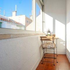 Отель Lisbon Backpackers Guesthouse балкон