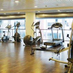Отель Aparthotel Antillia Понта-Делгада фитнесс-зал
