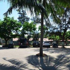 Отель KOI Resort and Spa Hoi An парковка