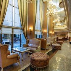 Crystal Sunrise Queen Luxury Resort & Spa Турция, Сиде - 1 отзыв об отеле, цены и фото номеров - забронировать отель Crystal Sunrise Queen Luxury Resort & Spa - All Inclusive онлайн интерьер отеля фото 2