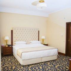 Гостиница Рамада Алматы комната для гостей фото 5