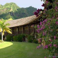 Отель InterContinental Resort and Spa Moorea фото 8