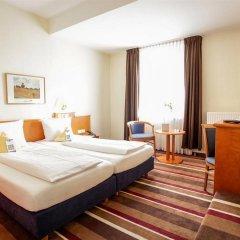 Отель Best Western Ambassador Hotel Германия, Дюссельдорф - 4 отзыва об отеле, цены и фото номеров - забронировать отель Best Western Ambassador Hotel онлайн комната для гостей фото 3