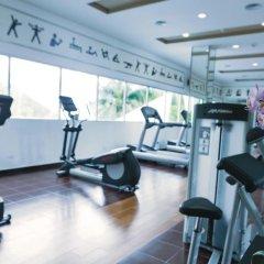 Отель Riu Playacar Плая-дель-Кармен фитнесс-зал фото 3