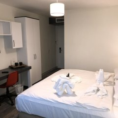 Отель Eva Otel сейф в номере