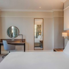 Отель Hilton Edinburgh Carlton Великобритания, Эдинбург - 1 отзыв об отеле, цены и фото номеров - забронировать отель Hilton Edinburgh Carlton онлайн комната для гостей фото 3