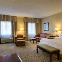 Отель Quality Inn & Suites США, Виксбург - отзывы, цены и фото номеров - забронировать отель Quality Inn & Suites онлайн комната для гостей фото 5
