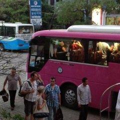 Отель Blue Sky Halong Hotel Вьетнам, Халонг - отзывы, цены и фото номеров - забронировать отель Blue Sky Halong Hotel онлайн городской автобус