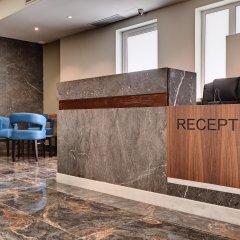 Отель The District Hotel Мальта, Сан Джулианс - 1 отзыв об отеле, цены и фото номеров - забронировать отель The District Hotel онлайн интерьер отеля