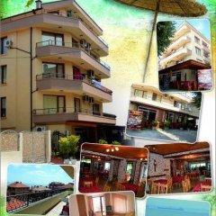 Отель Stamatovi Family Hotel Болгария, Поморие - отзывы, цены и фото номеров - забронировать отель Stamatovi Family Hotel онлайн питание фото 3