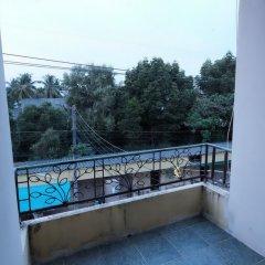 Отель City Mantion Ланта балкон