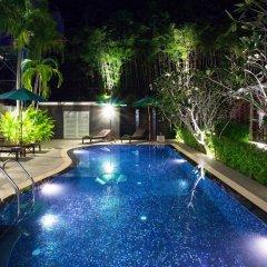 Отель Kata Tranquil Villa бассейн фото 2