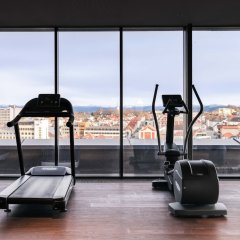 Radisson Blu Atlantic Hotel, Stavanger фитнесс-зал фото 2