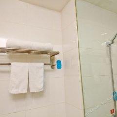 Отель Hanting Hotel (Xi'an Longshou North Road) Китай, Сиань - отзывы, цены и фото номеров - забронировать отель Hanting Hotel (Xi'an Longshou North Road) онлайн ванная