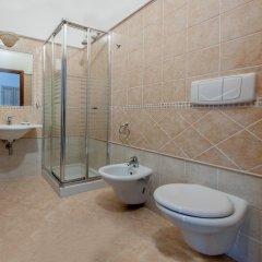 San Domenico Family Hotel Скалея ванная фото 2