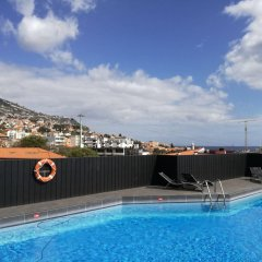 Отель do Carmo Португалия, Фуншал - отзывы, цены и фото номеров - забронировать отель do Carmo онлайн бассейн