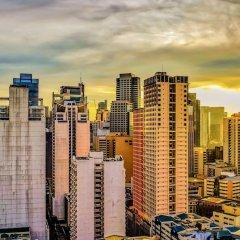 Отель Somerset Millennium Makati Филиппины, Макати - отзывы, цены и фото номеров - забронировать отель Somerset Millennium Makati онлайн спортивное сооружение