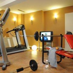 Отель Villa Viktoria фитнесс-зал