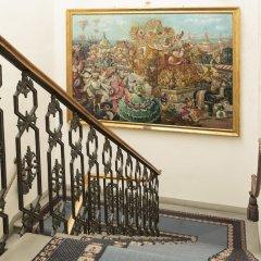Grand Hotel Cavour интерьер отеля
