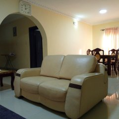 Апартаменты The Habitat Suites & Apartments Annex комната для гостей фото 4