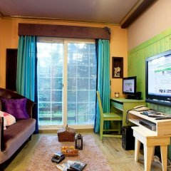 Отель Swiss Pension Южная Корея, Пхёнчан - отзывы, цены и фото номеров - забронировать отель Swiss Pension онлайн интерьер отеля