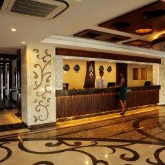 Santa Marina Hotel интерьер отеля