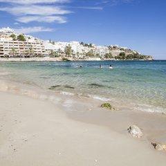 Отель Sud Ibiza Suites пляж