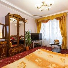 Гостиница Гранд Уют в Краснодаре - забронировать гостиницу Гранд Уют, цены и фото номеров Краснодар комната для гостей фото 14