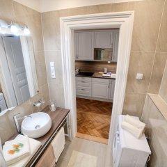 Отель Residence Milada Чехия, Прага - отзывы, цены и фото номеров - забронировать отель Residence Milada онлайн ванная фото 3