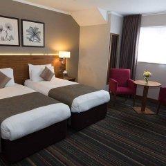 Отель Best Western Palm Hotel Великобритания, Лондон - отзывы, цены и фото номеров - забронировать отель Best Western Palm Hotel онлайн комната для гостей фото 5