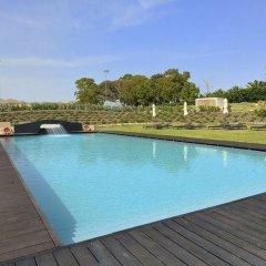 Отель Falconara Charming House & Resort Бутера бассейн фото 2