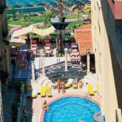 Отель Dragos Beach Кемер бассейн фото 3
