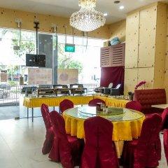 Hotel Boss Сингапур питание фото 2