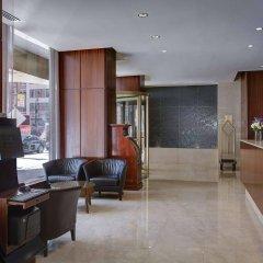 Отель Residence Inn by Marriott New York Manhattan/Times Square США, Нью-Йорк - отзывы, цены и фото номеров - забронировать отель Residence Inn by Marriott New York Manhattan/Times Square онлайн интерьер отеля