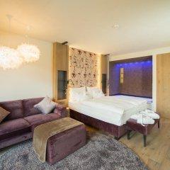 Отель Gartenhotel Moser Аппиано-сулла-Страда-дель-Вино комната для гостей фото 4