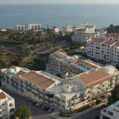 Отель Smartline Miramar Португалия, Албуфейра - отзывы, цены и фото номеров - забронировать отель Smartline Miramar онлайн пляж фото 2