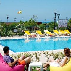 Monachus Hotel & Spa Турция, Сиде - отзывы, цены и фото номеров - забронировать отель Monachus Hotel & Spa - All Inclusive онлайн бассейн фото 2