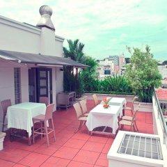 Апартаменты Saigon Apartments Хошимин балкон